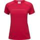Peak Performance Gallos Co2 - Camiseta manga corta Mujer - rosa